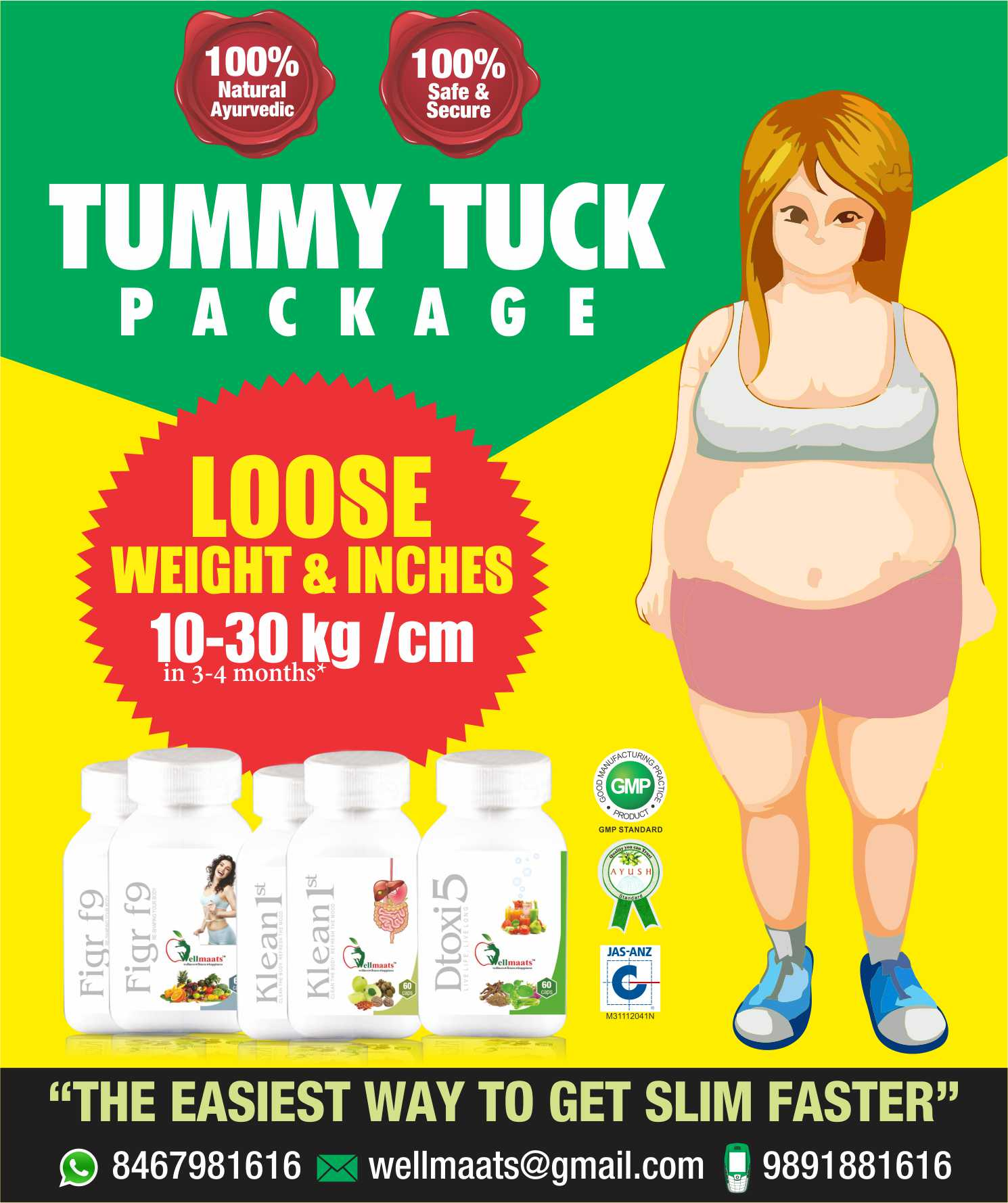 Tummy Tuck (Regular)