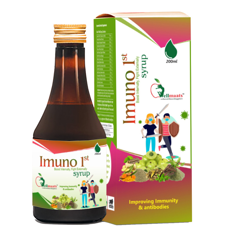Imuno 1st Syrup